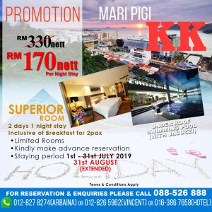 mari pigi kk superior room